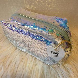Imoshion Iridescent Sequin Makeup Bag